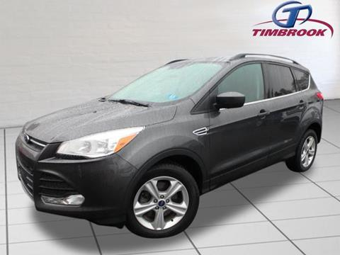 2015 Ford Escape for sale in Cumberland MD