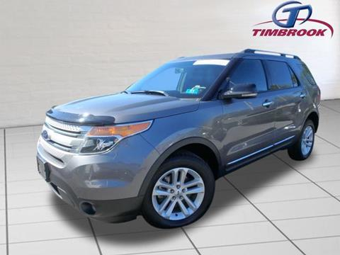 2013 Ford Explorer for sale in Cumberland MD