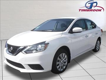 2016 Nissan Sentra for sale in Cumberland, MD