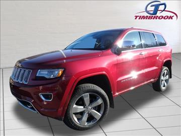 2014 Jeep Grand Cherokee for sale in Cumberland, MD