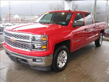 2014 Chevrolet Silverado 1500 for sale in Cumberland, MD
