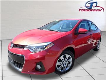 2015 Toyota Corolla for sale in Cumberland, MD