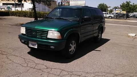 2000 Oldsmobile Bravada for sale at Larry's Auto Sales Inc. in Fresno CA