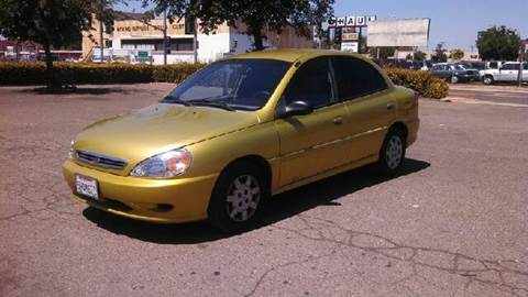 2001 Kia Rio for sale at Larry's Auto Sales Inc. in Fresno CA