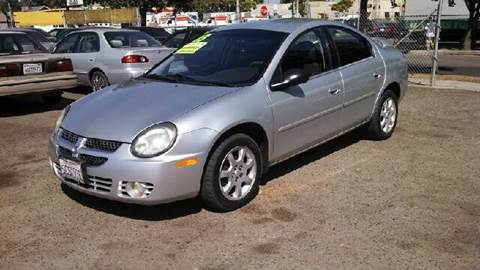 2003 Dodge Neon for sale at Larry's Auto Sales Inc. in Fresno CA