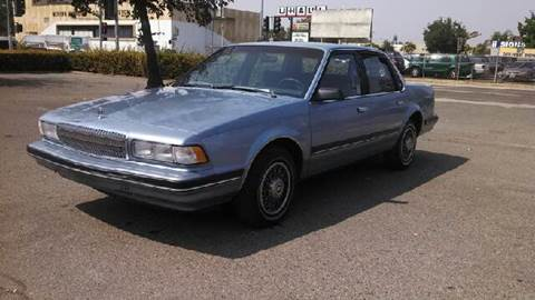 1991 Buick Century for sale at Larry's Auto Sales Inc. in Fresno CA