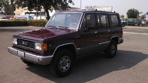 1990 Isuzu Trooper for sale at Larry's Auto Sales Inc. in Fresno CA