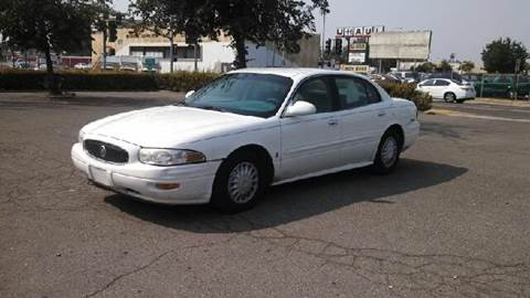2001 Buick LeSabre for sale at Larry's Auto Sales Inc. in Fresno CA
