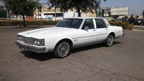 1985 Oldsmobile Delta Eighty-Eight Royale for sale at Larry's Auto Sales Inc. in Fresno CA