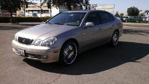1999 Lexus GS 400 for sale at Larry's Auto Sales Inc. in Fresno CA