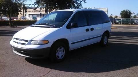 1999 Dodge Caravan for sale at Larry's Auto Sales Inc. in Fresno CA
