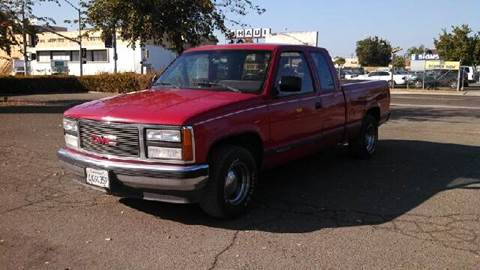 1991 GMC Sierra 1500 for sale at Larry's Auto Sales Inc. in Fresno CA