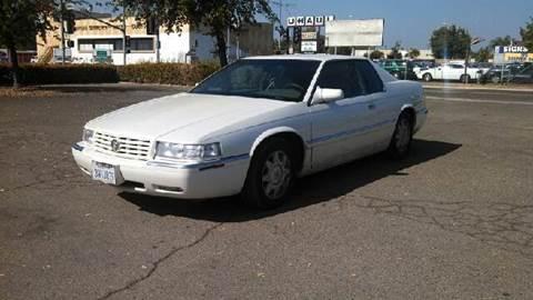 1997 Cadillac Eldorado for sale at Larry's Auto Sales Inc. in Fresno CA
