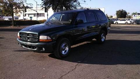 1999 Dodge Durango for sale at Larry's Auto Sales Inc. in Fresno CA