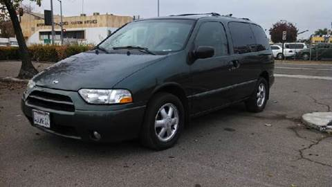 2001 Nissan Quest for sale at Larry's Auto Sales Inc. in Fresno CA