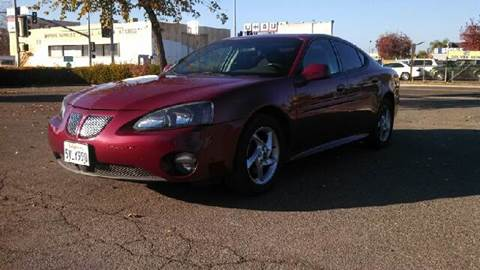 2004 Pontiac Grand Prix for sale at Larry's Auto Sales Inc. in Fresno CA