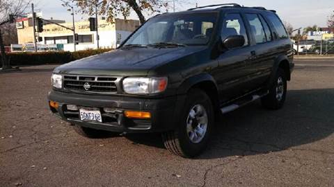 1998 Nissan Pathfinder for sale at Larry's Auto Sales Inc. in Fresno CA