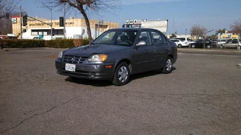 2004 Hyundai Accent for sale at Larry's Auto Sales Inc. in Fresno CA