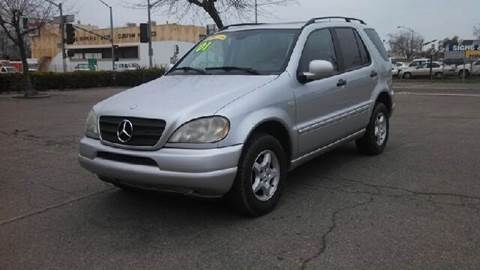 2001 Mercedes-Benz M-Class for sale at Larry's Auto Sales Inc. in Fresno CA