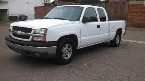 2004 Chevrolet Silverado 1500 for sale at Larry's Auto Sales Inc. in Fresno CA