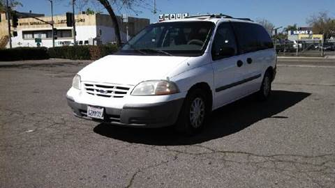 1999 Ford Windstar for sale at Larry's Auto Sales Inc. in Fresno CA