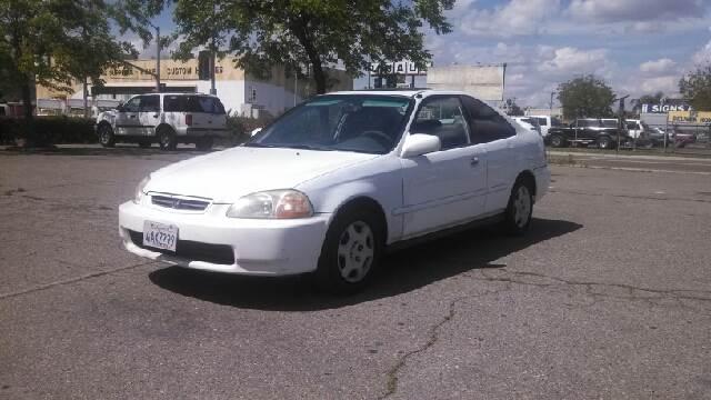 Charming 1998 Honda Civic EX 2dr Coupe   Fresno CA