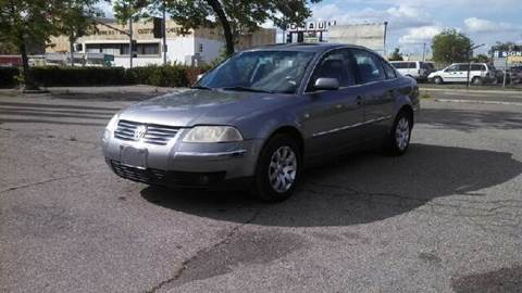 2002 Volkswagen Passat for sale at Larry's Auto Sales Inc. in Fresno CA