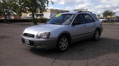 2005 Subaru Outback for sale at Larry's Auto Sales Inc. in Fresno CA