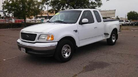 2003 Ford F-150 for sale at Larry's Auto Sales Inc. in Fresno CA