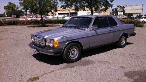1980 Mercedes-Benz 300-Class for sale at Larry's Auto Sales Inc. in Fresno CA