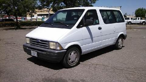 1995 Ford Aerostar for sale at Larry's Auto Sales Inc. in Fresno CA