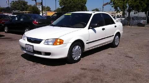 2000 Mazda Protege for sale at Larry's Auto Sales Inc. in Fresno CA