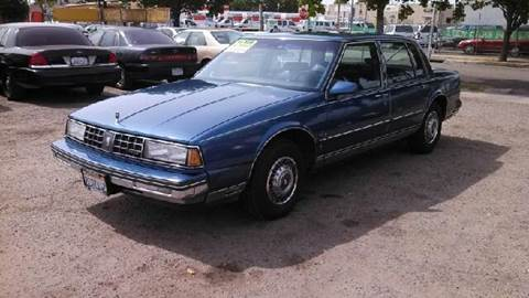 1987 Oldsmobile Ninety-Eight for sale at Larry's Auto Sales Inc. in Fresno CA