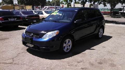 2003 Toyota Matrix for sale at Larry's Auto Sales Inc. in Fresno CA