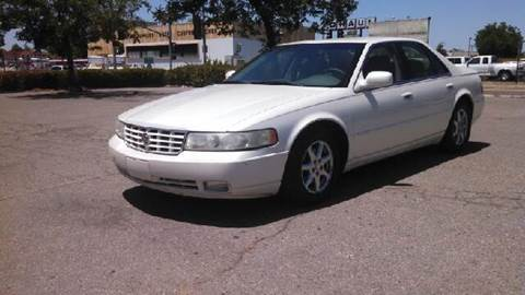 2002 Cadillac Seville for sale at Larry's Auto Sales Inc. in Fresno CA