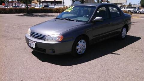 2003 Kia Spectra for sale at Larry's Auto Sales Inc. in Fresno CA