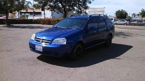 2007 Suzuki Forenza for sale at Larry's Auto Sales Inc. in Fresno CA