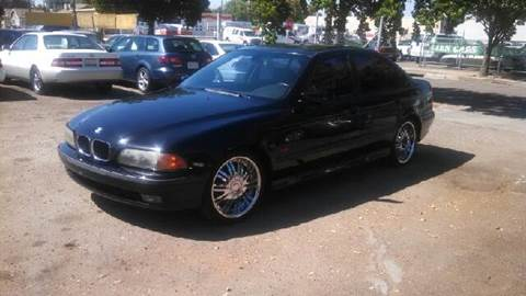 2000 BMW 5 Series for sale at Larry's Auto Sales Inc. in Fresno CA
