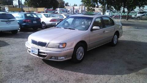 1997 Infiniti I30 for sale at Larry's Auto Sales Inc. in Fresno CA