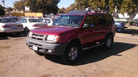 2001 Nissan Xterra for sale at Larry's Auto Sales Inc. in Fresno CA