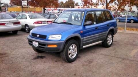 1996 Toyota RAV4 for sale at Larry's Auto Sales Inc. in Fresno CA