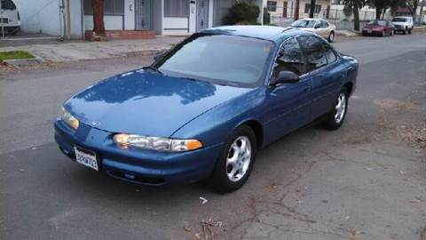 1998 Oldsmobile Intrigue for sale at Larry's Auto Sales Inc. in Fresno CA