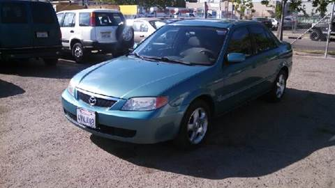 2002 Mazda Protege for sale at Larry's Auto Sales Inc. in Fresno CA