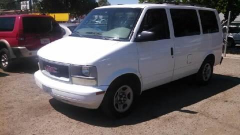 2005 GMC Safari for sale at Larry's Auto Sales Inc. in Fresno CA
