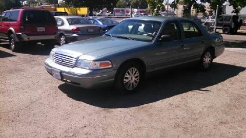 2005 Ford Crown Victoria for sale at Larry's Auto Sales Inc. in Fresno CA