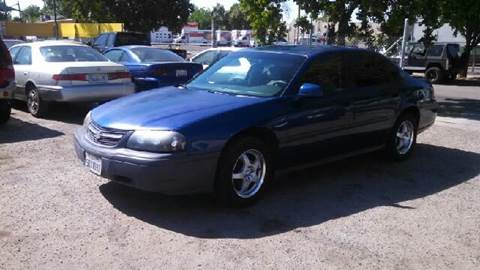 2005 Chevrolet Impala for sale at Larry's Auto Sales Inc. in Fresno CA