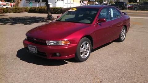 2000 Mitsubishi Galant for sale at Larry's Auto Sales Inc. in Fresno CA