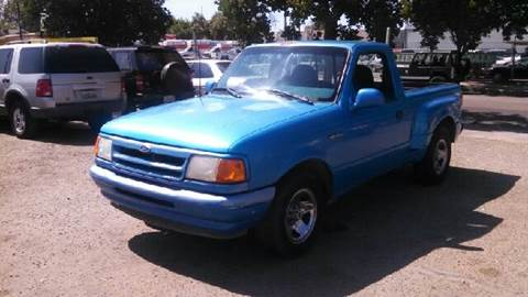 1994 Ford Ranger for sale at Larry's Auto Sales Inc. in Fresno CA