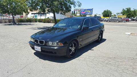 2002 BMW 5 Series for sale at Larry's Auto Sales Inc. in Fresno CA