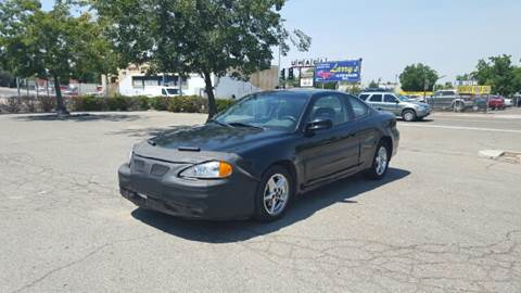 2000 Pontiac Grand Am for sale at Larry's Auto Sales Inc. in Fresno CA